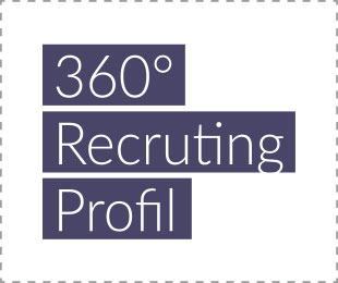 index 360 Grad Recruiting Profil