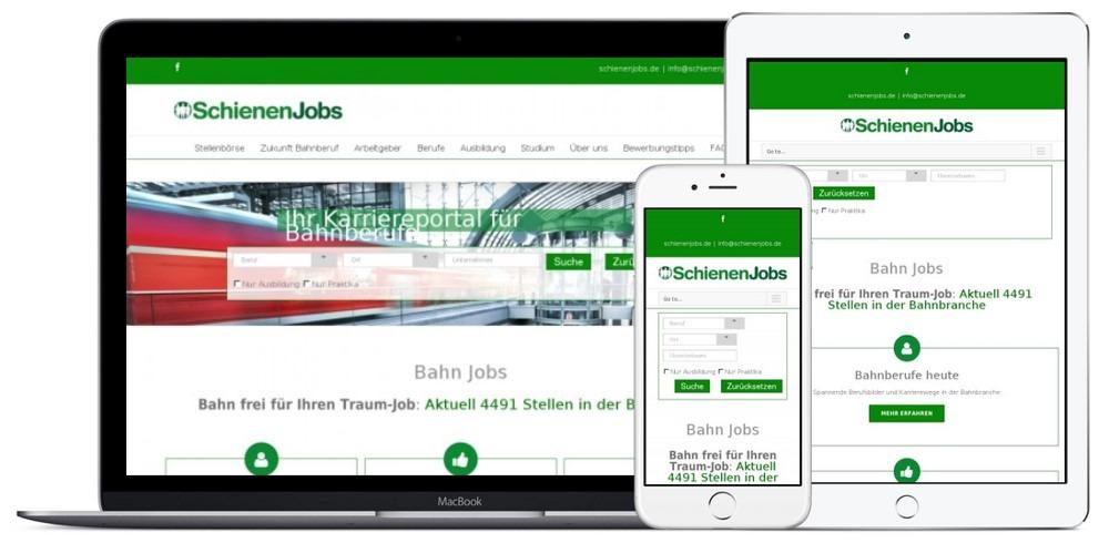 SchienenJobs.de