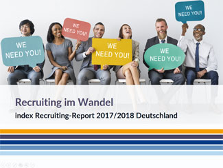 index-Recruiting-Report-2017-2018: Recruiting im Wandel?