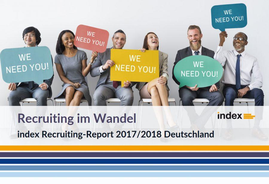 index Recruiting-Report 2017 / 2018
