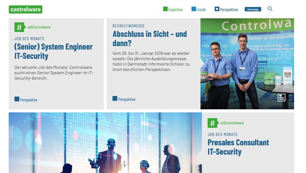 Blog Controlware