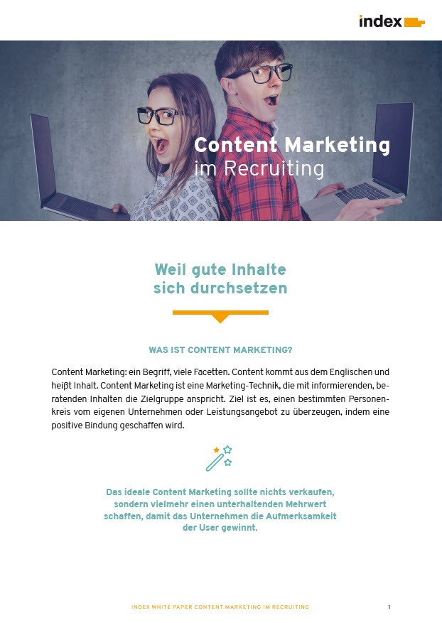 index White Paper Content Marketing